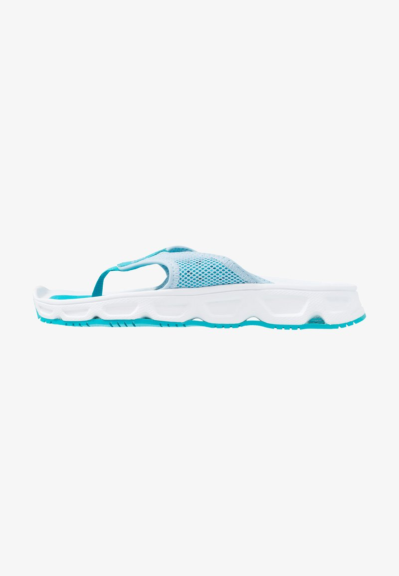 Salomon - RX BREAK 4.0 - Trekkingsandale - cashmere blue/white/bluebird