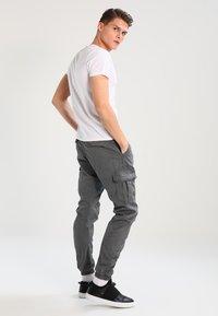 Urban Classics - JOGGING - Cargo trousers - darkgrey - 2