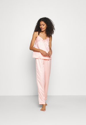 CAMI LONG PANTS  - Piżama - pink
