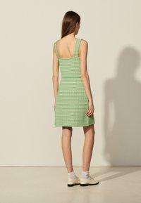 sandro - Day dress - vert - 2