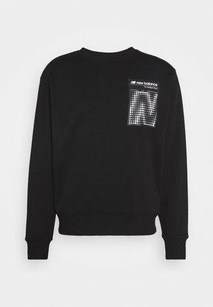 SPORT STYLE OPTIKS CREW - Sweatshirt - black