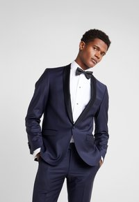 KARL LAGERFELD - SUIT TIGHT - Traje - dark blue - 2
