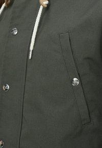REVOLUTION - LIGHT - Summer jacket - army - 4