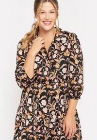 LolaLiza - Maxi dress - ocher - 0
