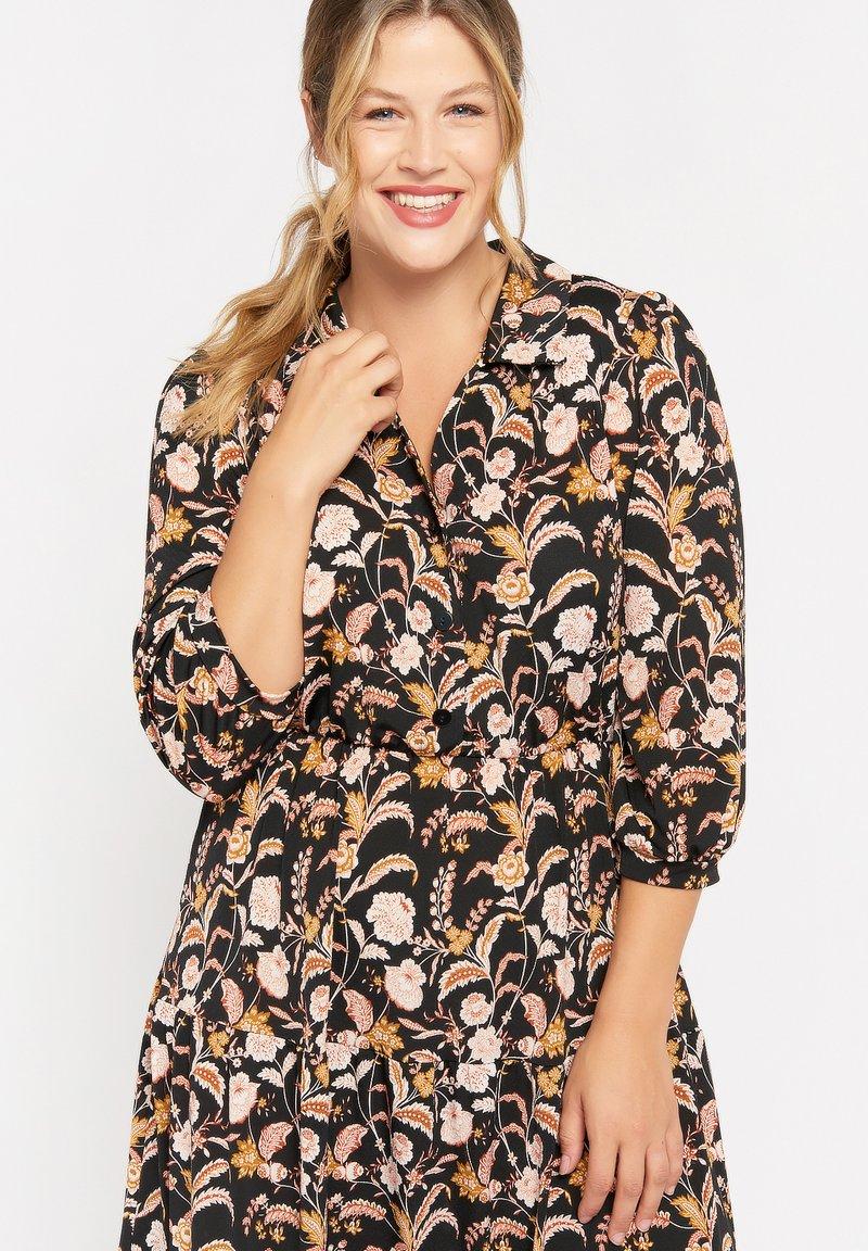LolaLiza - Maxi dress - ocher
