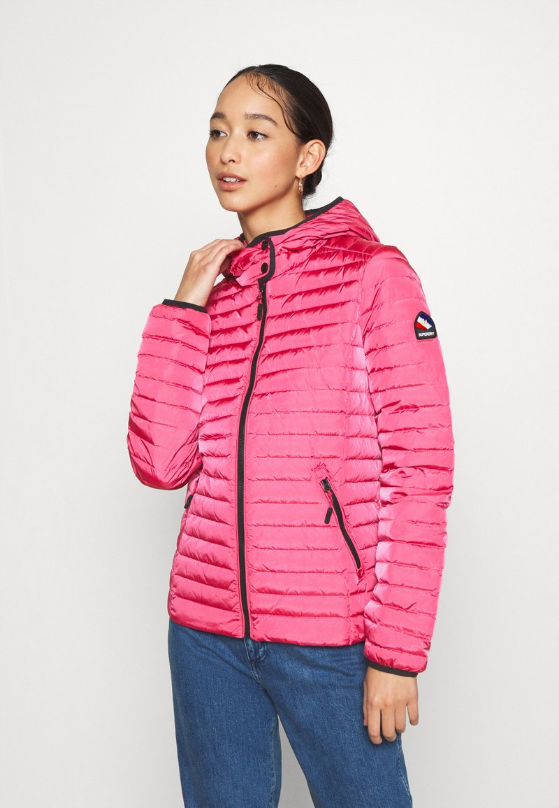 Superdry - CORE - Dunjakke - hot pink