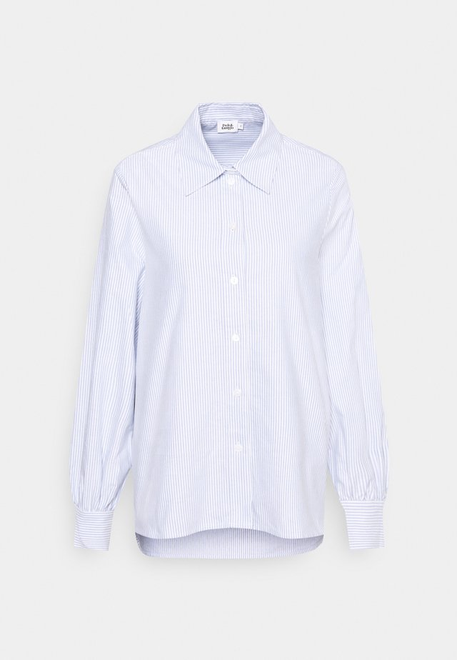 SOPHIE STRIPED - Skjorte - ice blue