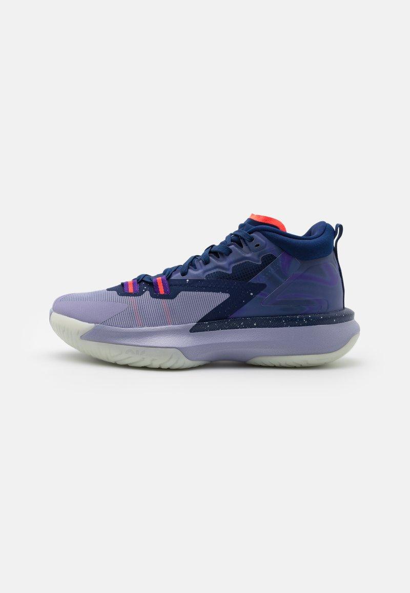 Jordan - ZION 1 - Chaussures de basket - blue void/bright crimson/fierce purple/indigo haze
