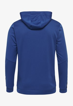 AUTHENTIC - Zip-up hoodie - true blue