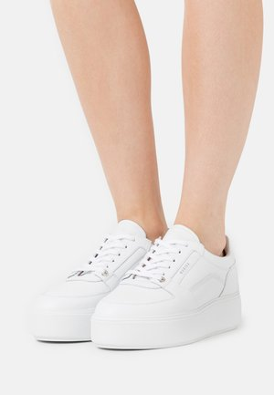 ELISE BLOOM - Baskets basses - white