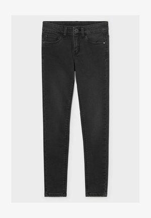 Slim fit jeans - denim dark gray