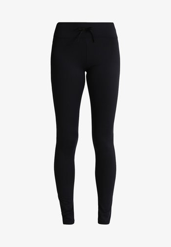 YOGA LEGGINGS - Leggings - black