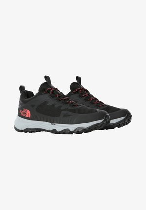 W ULTRA FASTPACK IV FUTURELIGHT - Zapatillas - tnf black fiesta red