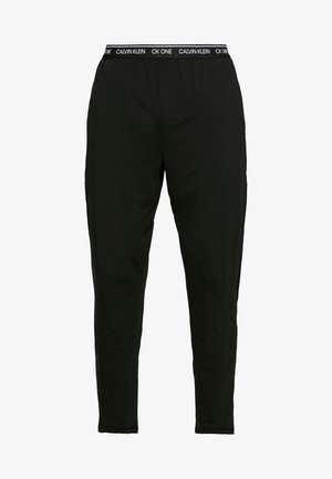 SLEEP PANT - Pyjamasbyxor - black