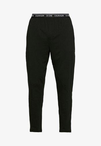 SLEEP PANT - Pyjama bottoms - black