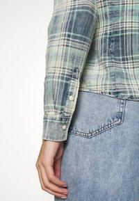 LTB - LUCINDA - Button-down blouse - malibu check wash - 4