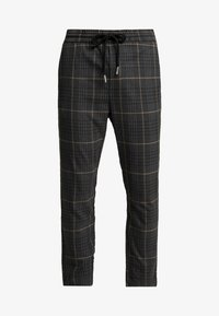 Only & Sons - ONSLINUS CHECK PANT - Stoffhose - almond - 3