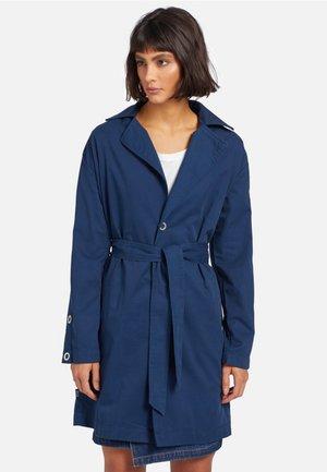 CADEE - Trenchcoat - dark blue