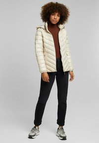 Esprit - Winter jacket - cream beige - 1