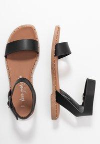 New Look - FIGARO - Sandales - black - 3