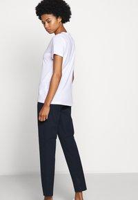 Lauren Ralph Lauren - T-shirt imprimé - white - 4