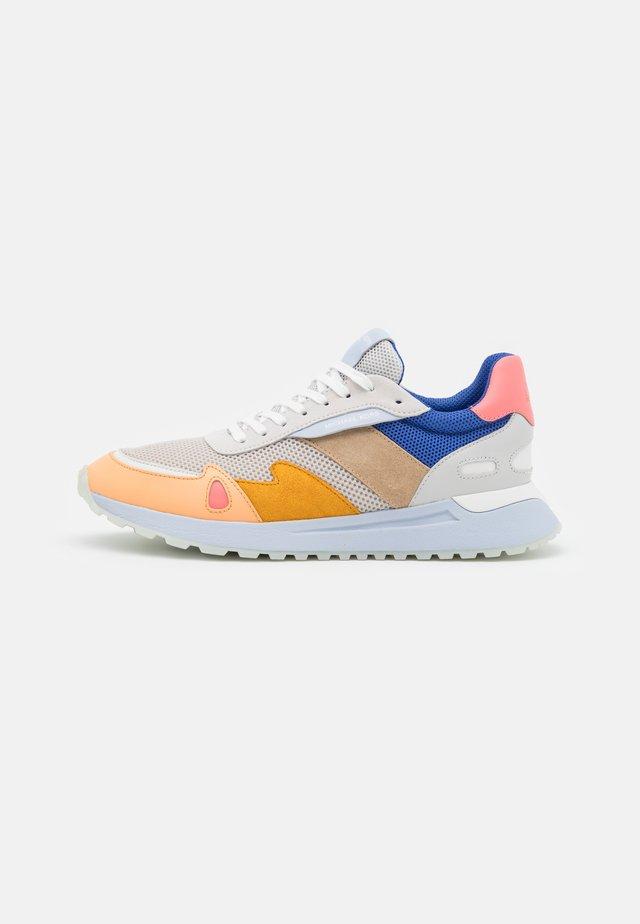 MILES - Sneakers basse - bone/multicolor