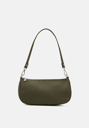 HEDDA BAG - Bolso de mano - dark green