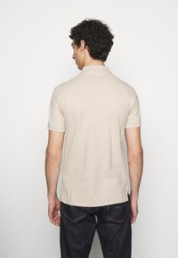 Polo Ralph Lauren - SLIM FIT MODEL - Polo - beige/sand/white - 2