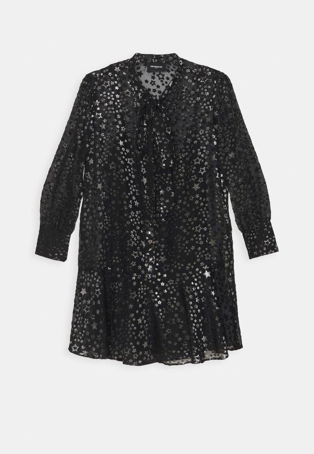 DRESS 2-IN-1 - Cocktailkleid/festliches Kleid - black