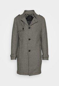 SKOPJE - Klasický kabát - grey