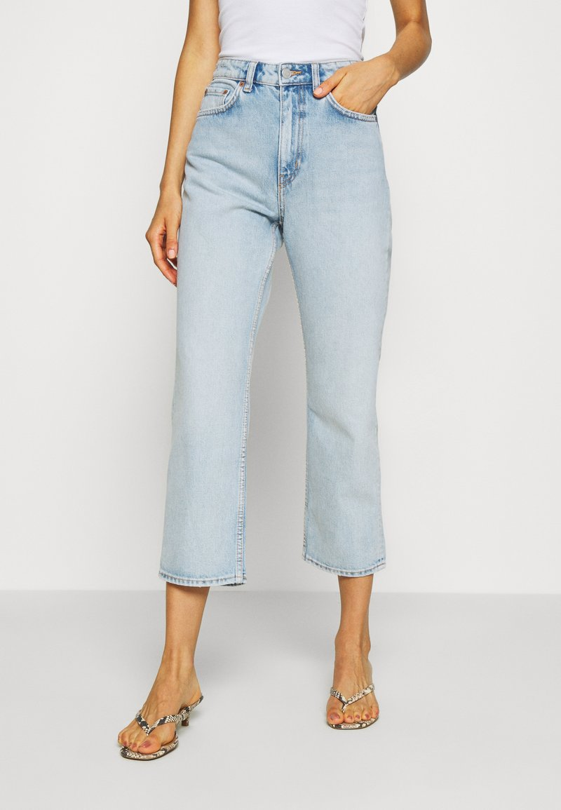 Weekday - VOYAGE LOVED - Jeans Straight Leg - morning blue