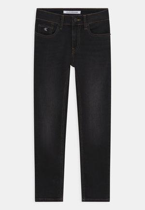 SLIM ESSENTIAL - Slim fit jeans - easy grey