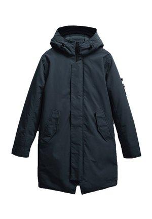 GUNTER - Winter coat - dark navy