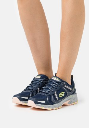 HILLCREST - Sneakers laag - navy/gray