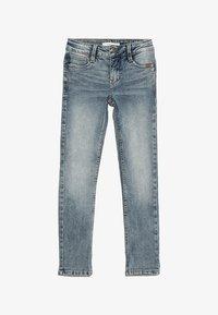 Name it - NKMPETE PANT - Skinny džíny - light blue denim - 3