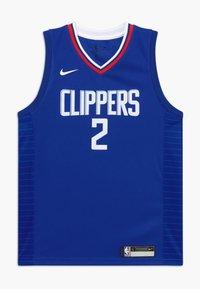 Nike Performance - NBA KAWHI LEONARD LA CLIPPERS  - Funkční triko - blue - 0
