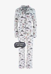 PJ Salvage - Pyjamas - off-white - 3