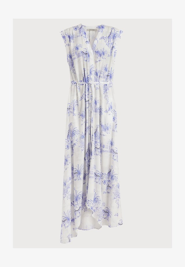 TATE TAJPUR DRESS - Paitamekko - blue