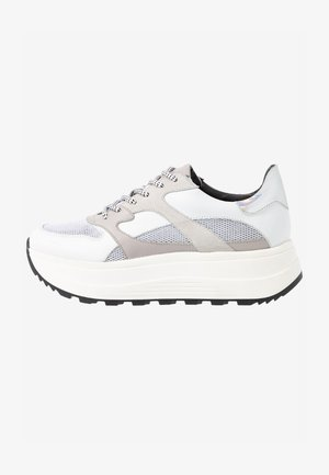 Sneakers laag - candy/amanda/eve white
