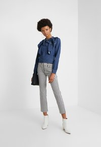 MAX&Co. - DEFILE - Blouse - midnight blue - 1
