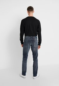 Tommy Jeans - SCANTON - Slim fit -farkut - durban dark - 2