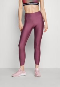 Under Armour - HI ANKLE - Tights - purple - 0