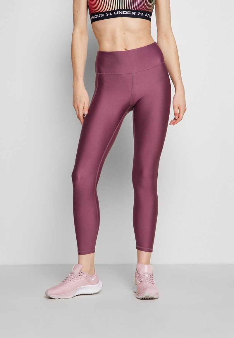 Under Armour - HI ANKLE - Tights - purple