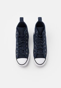 Converse - CHUCK TAYLOR ALL STAR UNISEX - High-top trainers - obsidian/white/black - 3