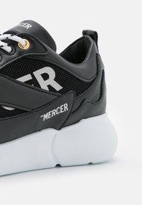 Mercer Amsterdam - W3RD - Tenisky - black - 6