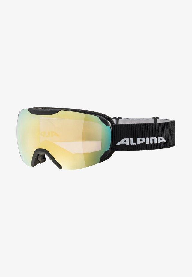 PHEOS MULTILENS - Ski goggles - black matt (a7272.x.31)