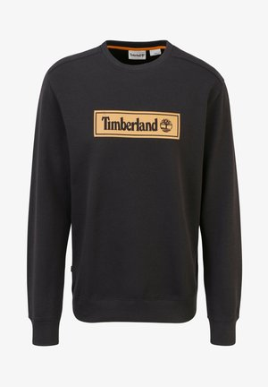 LINEAR - Sweatshirt - black