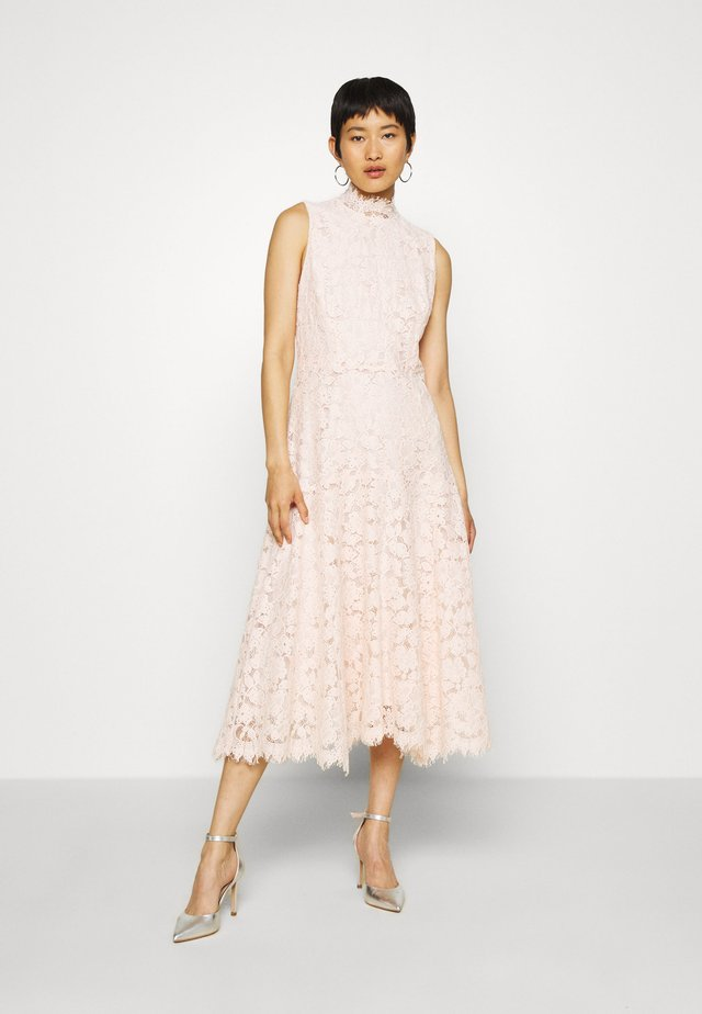Cocktail dress / Party dress - rose cloud