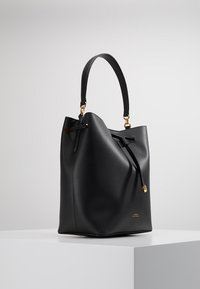 Lauren Ralph Lauren - SUPER SMOOTH DEBBY - Handbag - black/red - 3
