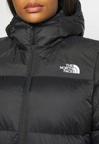 The North Face - DIABLO HOODIE  - Down jacket - black - 5